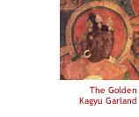 Golden Kagyu Garland
